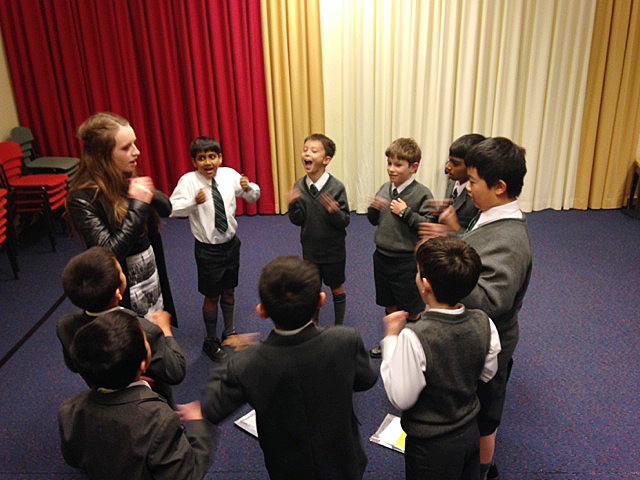 The importance of ESL communication skills and how drama can help you!