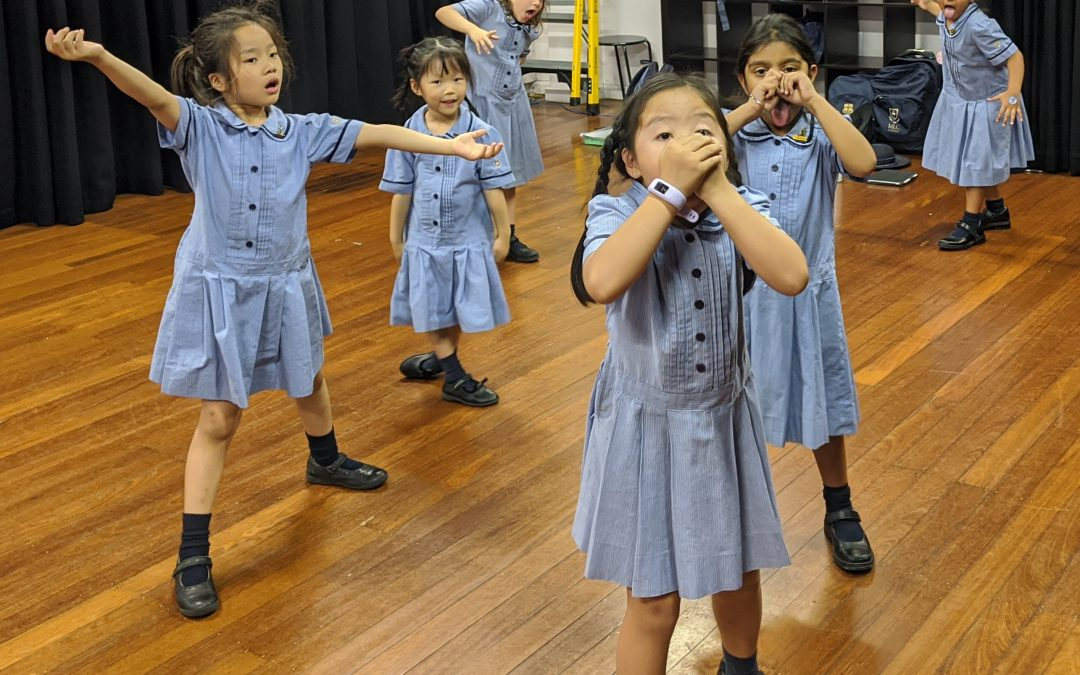 Building Resilience Through Drama Classes
